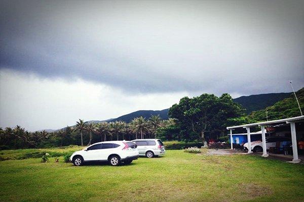 台湾最梦幻度假秘境 坐拥太平洋露营圣地